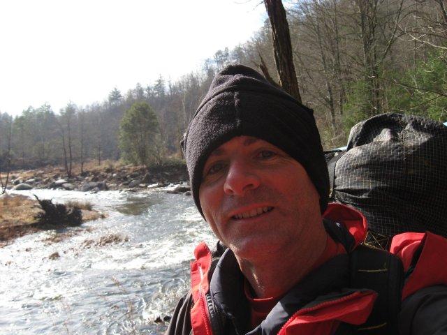 Mark at Eagle Creek